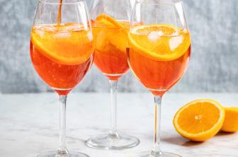 Aperol spritz!