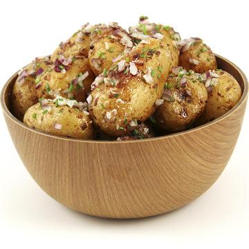 rostad potatis