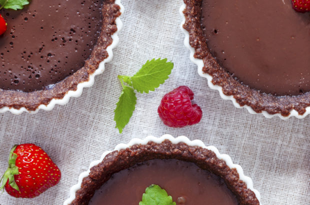 chokladpajer
