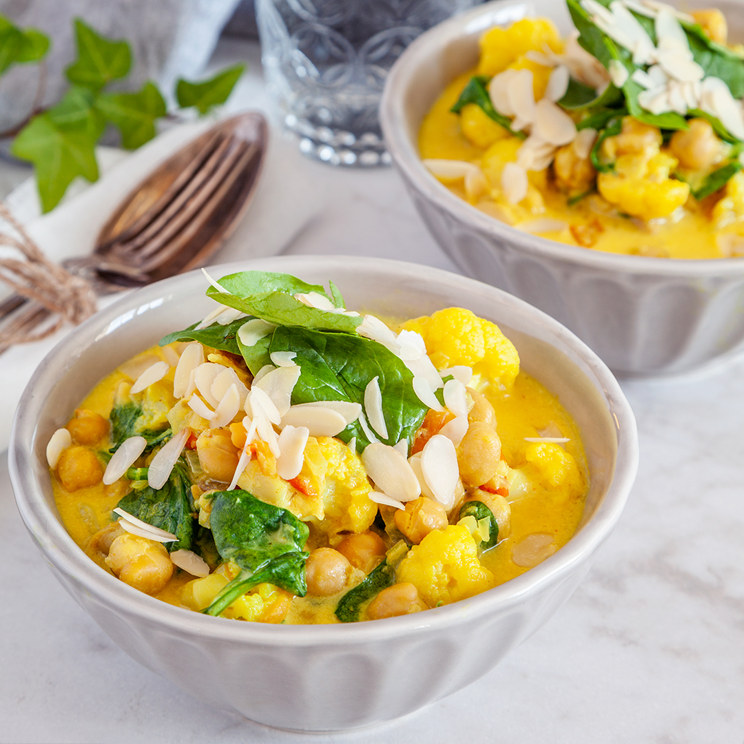 currygryta med kikärtor