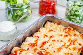 Enchiladas med mifu