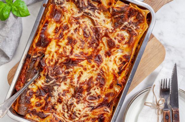 Glutenfri lasagne