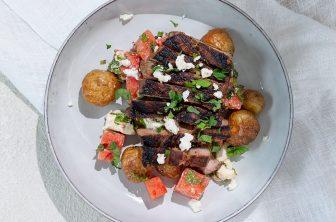 grillad fläskkarré