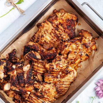 grillad kyckling steak