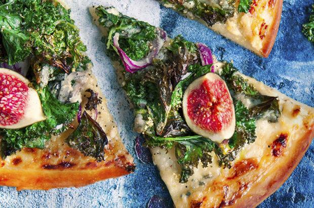 grönkålspizza