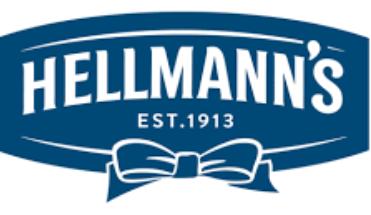 Hellmanns logo logga