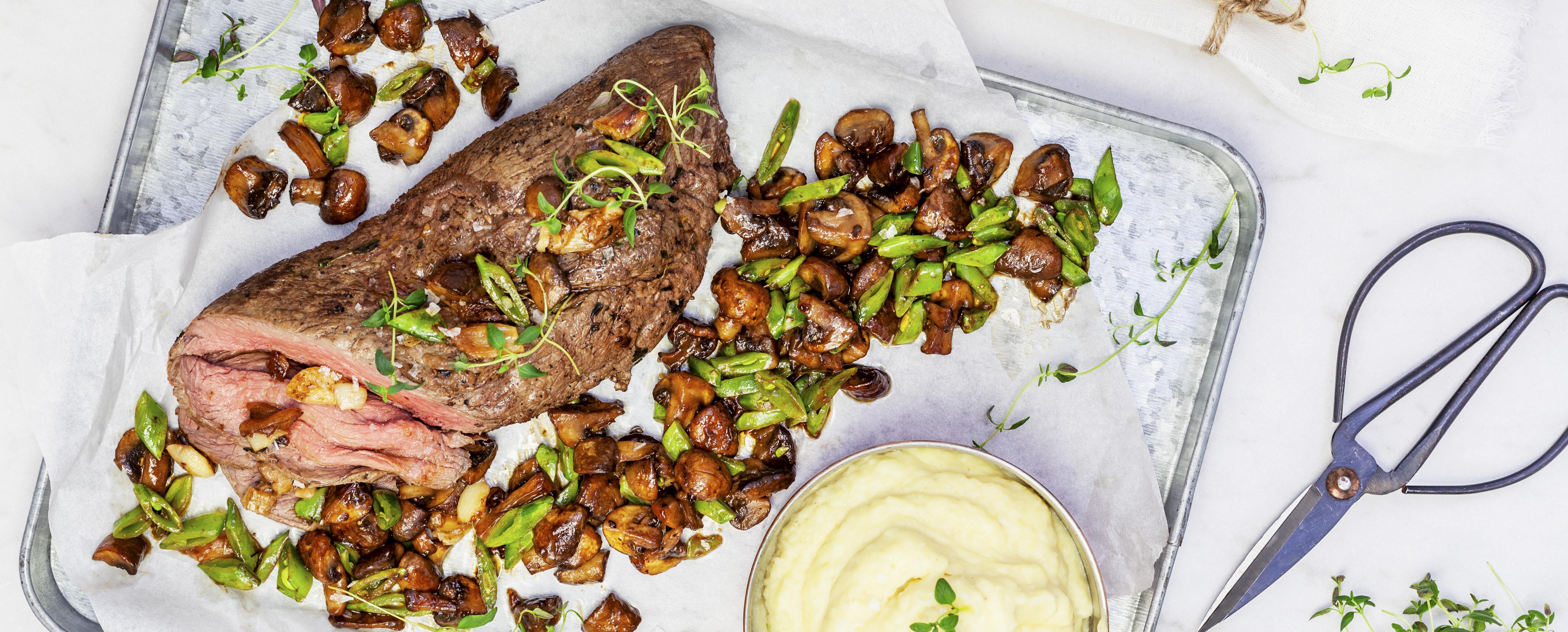 potatis och rotselleripure