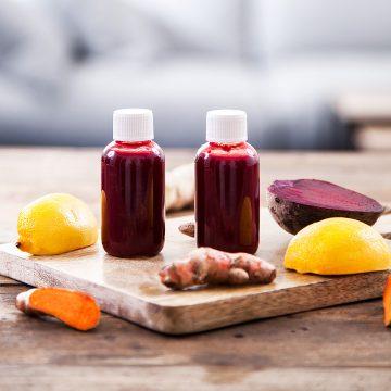 juice med rödbeta