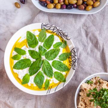 labneh yoghurtröra