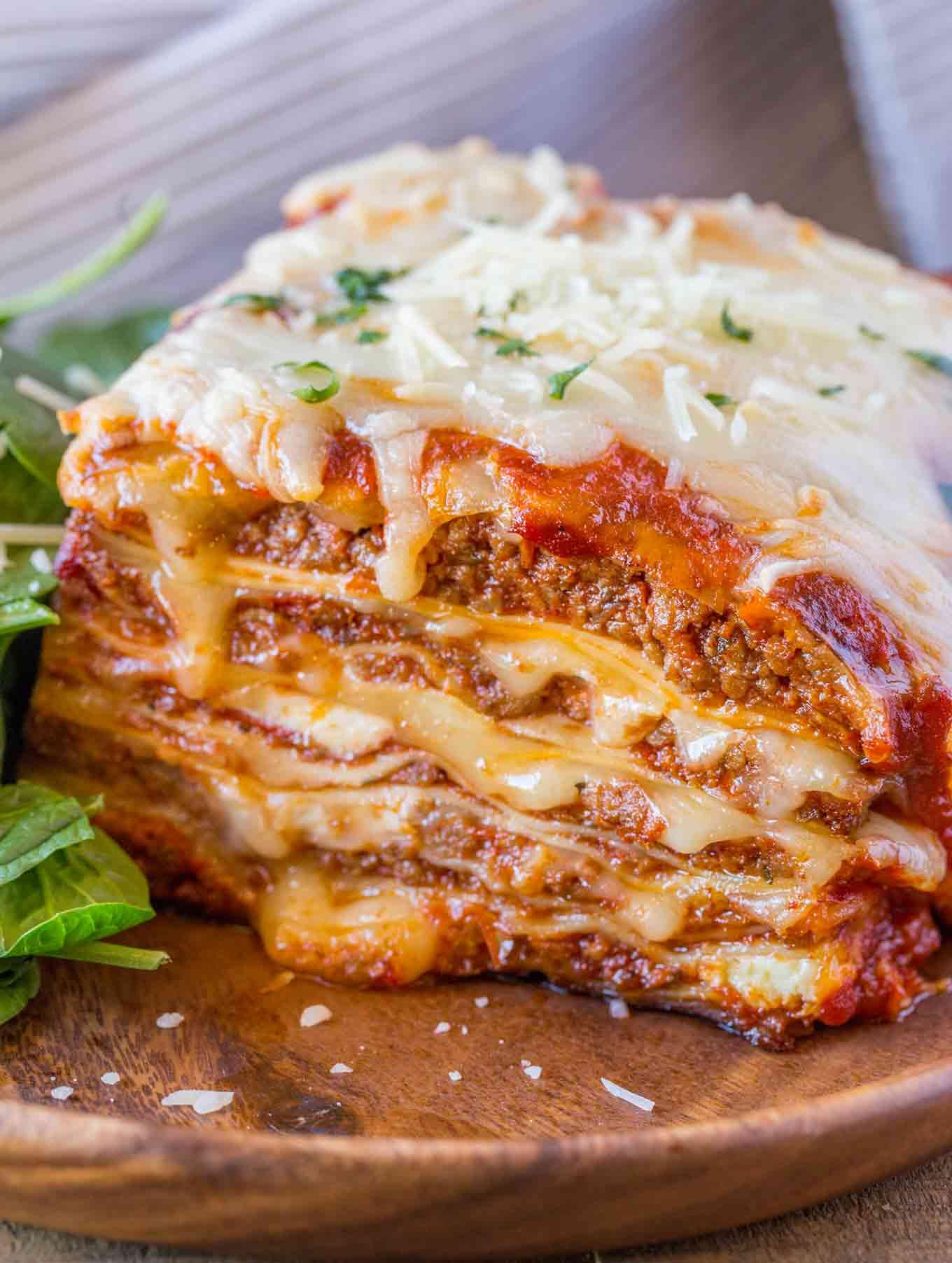 lasagne enkelt recept