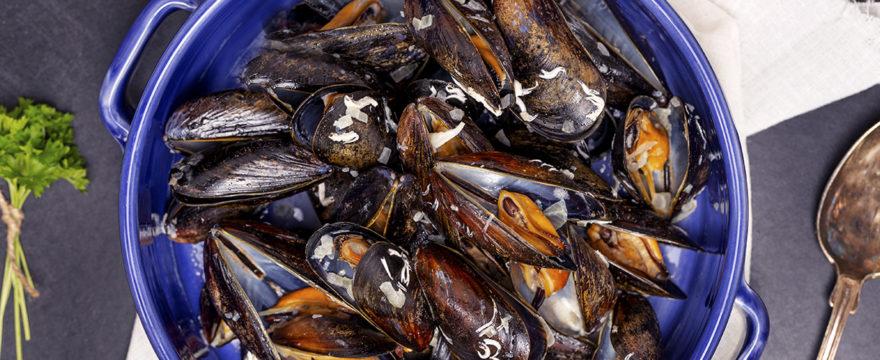 moules, musslor