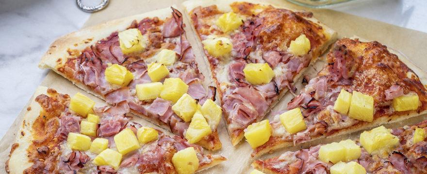 pizza hawaii