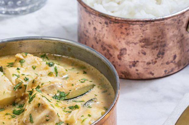 currygryta med torsk