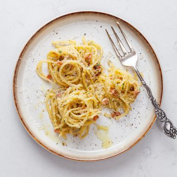 Spaghetti vegonara