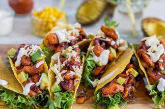Tacos med mifu