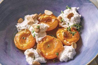 timjanrostad aprikos