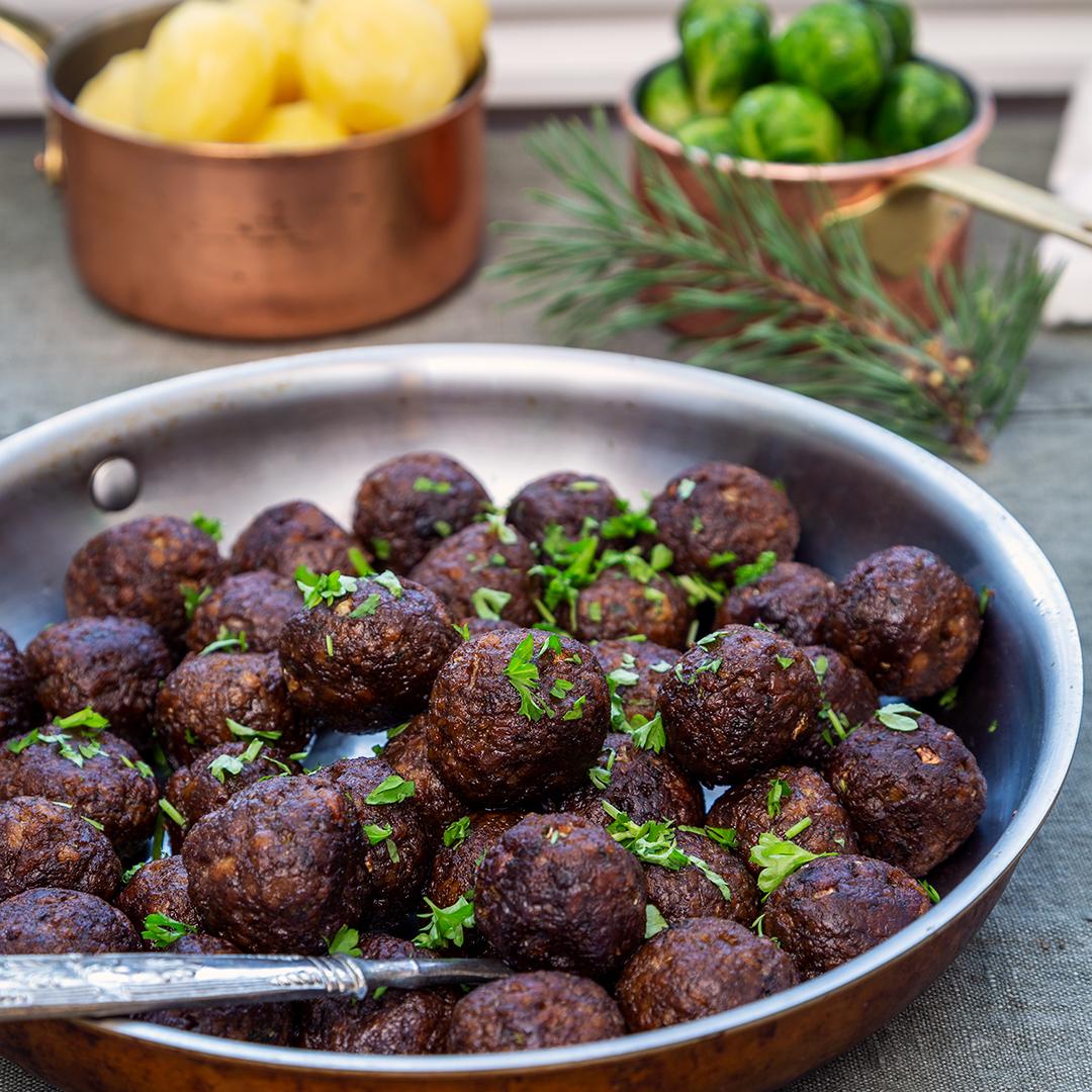anamma köttbullar recept
