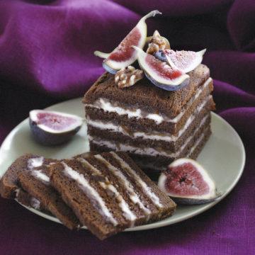 ädelosttårta