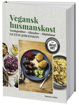 bokomslag vegansk husmankost