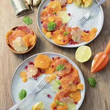 citrussallad