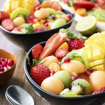 recept fruktsallad