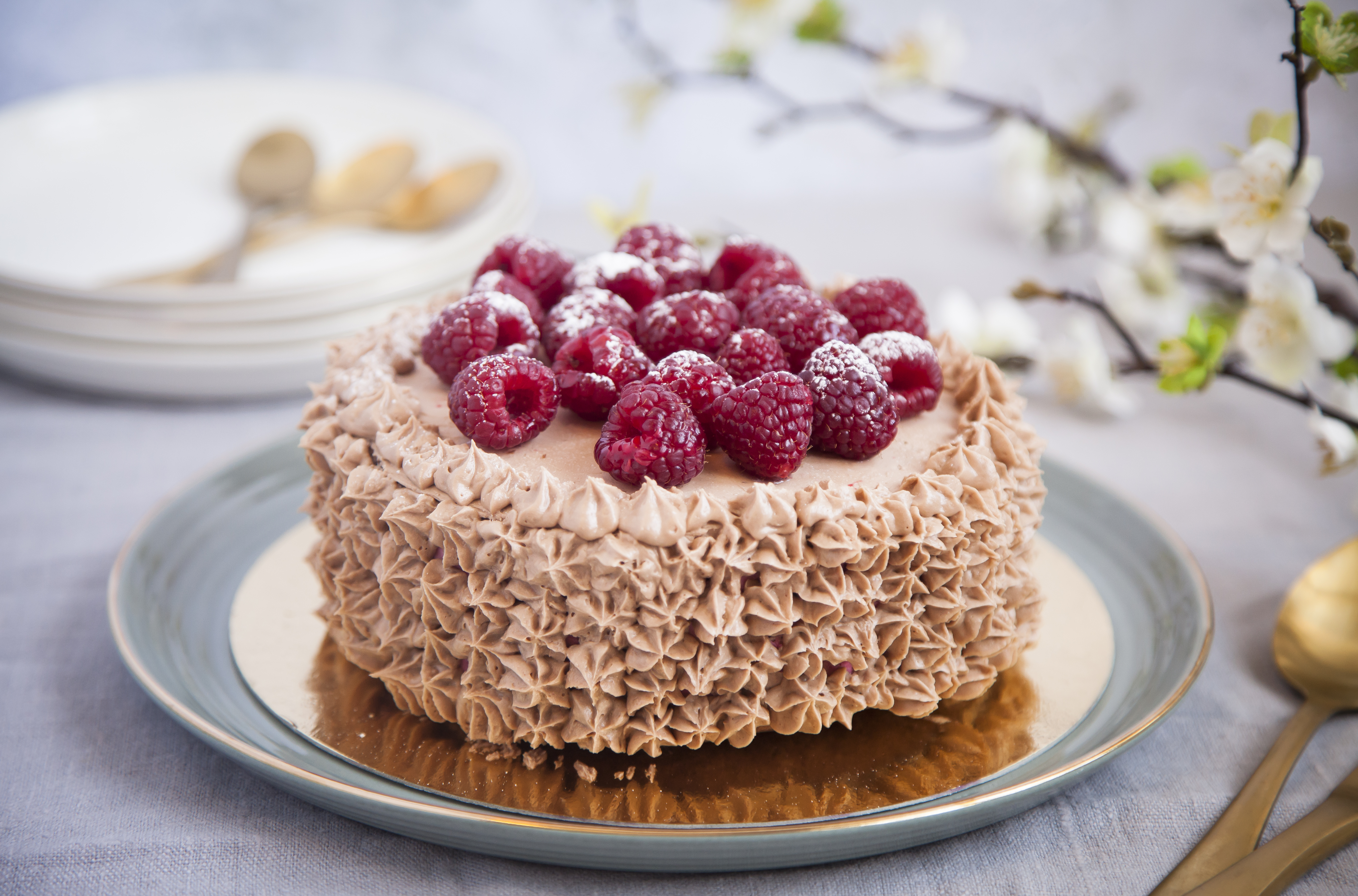enkel tårta recept