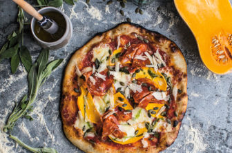 hello pumpkin, pizza