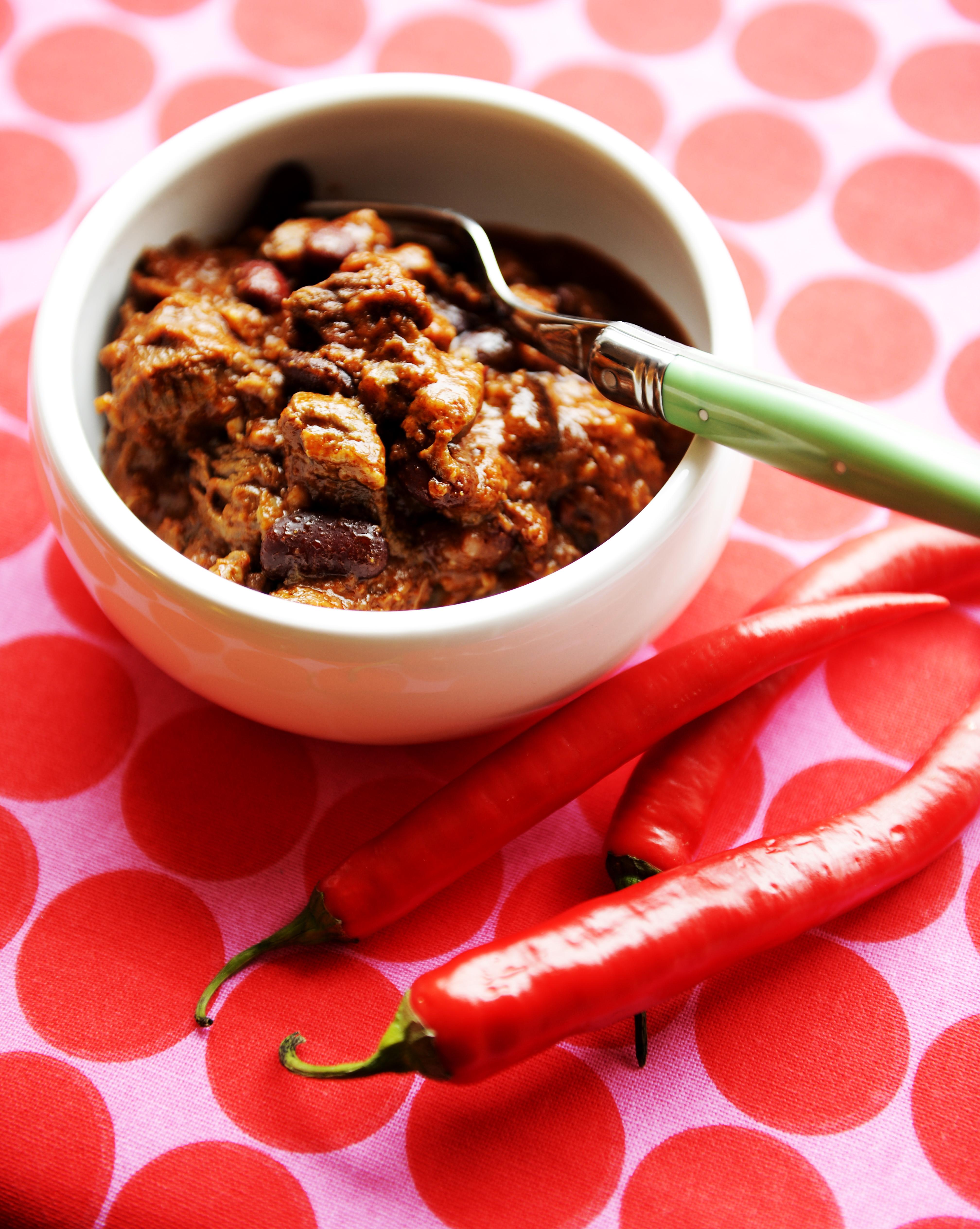 hot hot chili