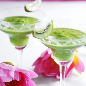 Illgrön kiwismoothie
