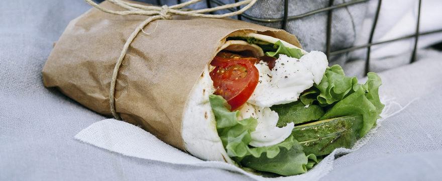 italiensk wrap