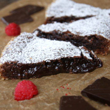 Choklad kladdkaka recept
