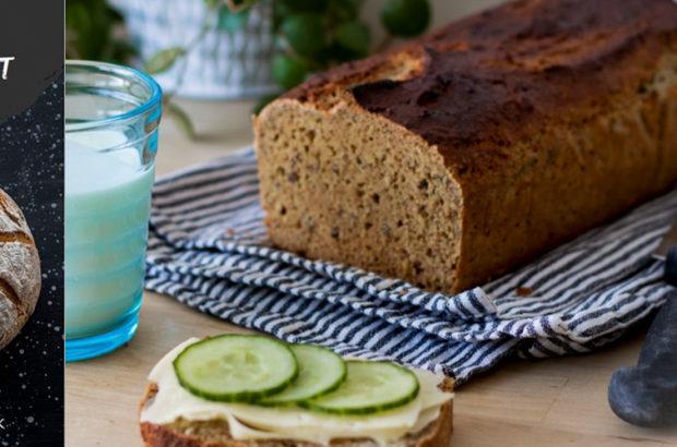 Lyckas med glutenfritt bröd