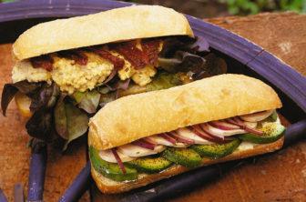 ciabatta smörgås
