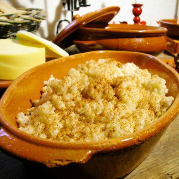 mjölkfri risgrynsgröt färdig