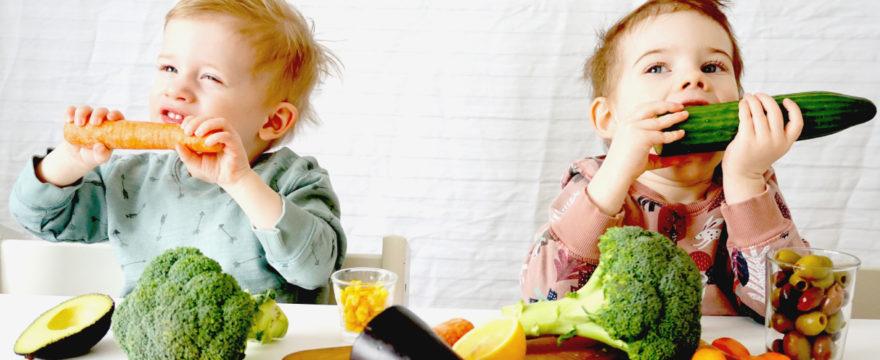 Barn, grönt, grönsaker, så får du barnen att äta grönt