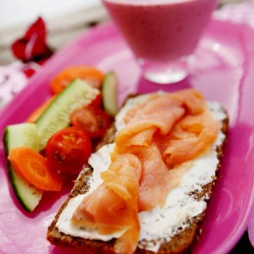 Smoothiefrukost