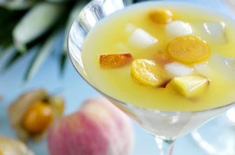 Exotisk fruktsoppa