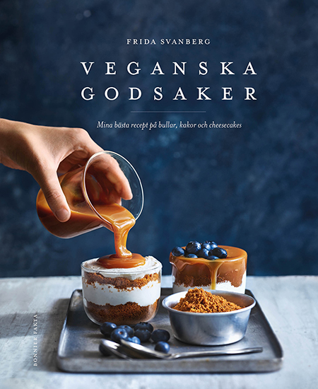 veganska godsaker bokomslag
